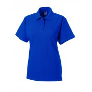 russell  dames polo regular fit
