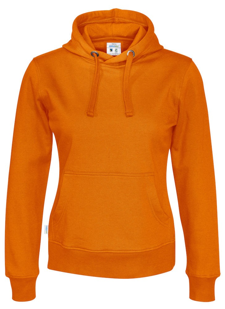 Cottover dames hoodie