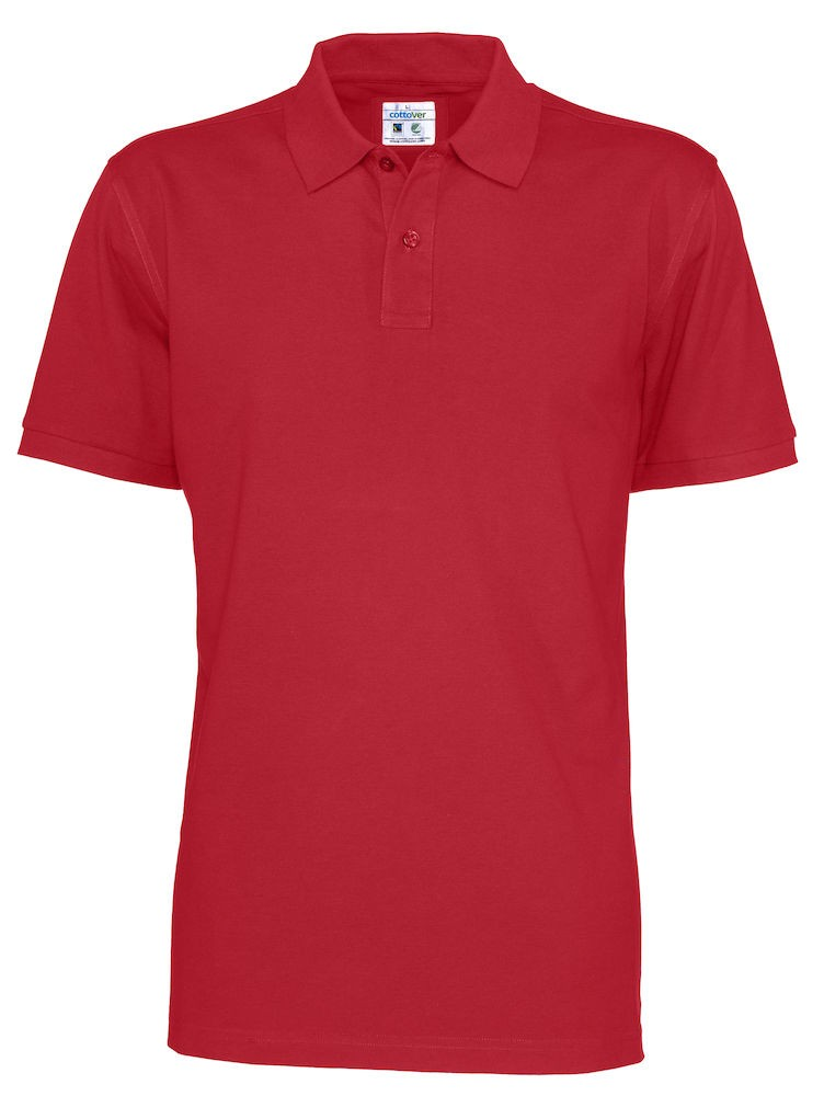Cottover heren polo