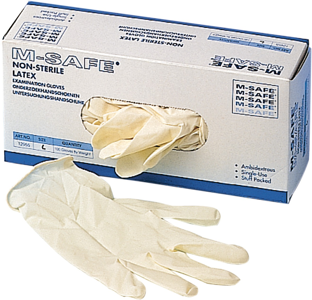 Majestic M-safe latex naturel