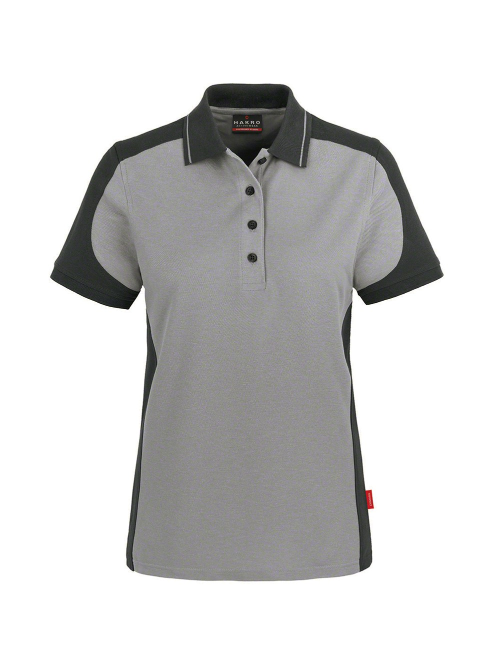 Polo contrast performance dames