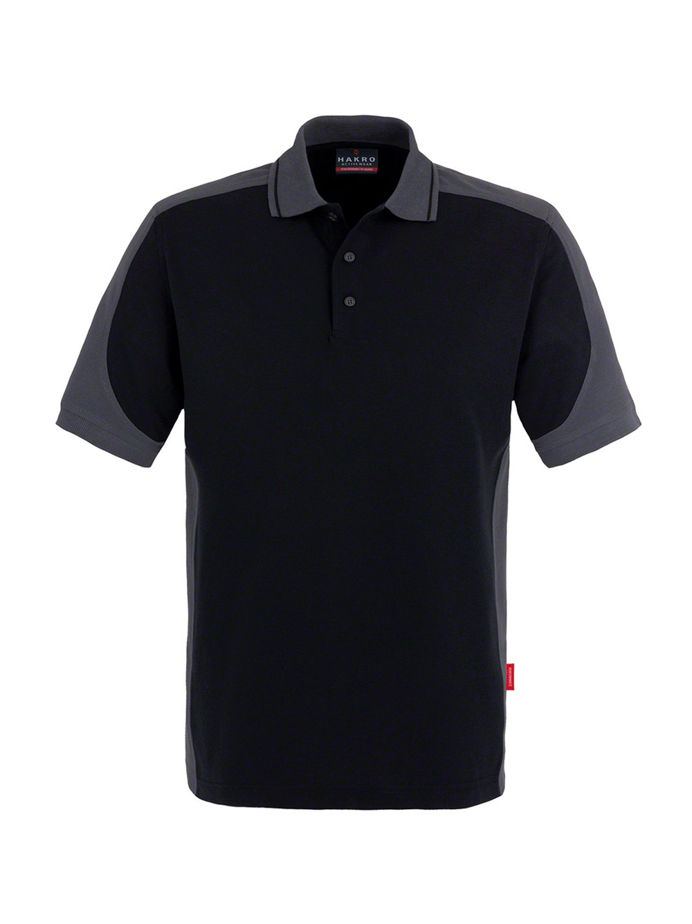 Polo contrast performance heren