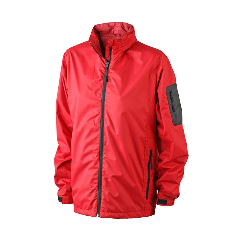 J&N ladies' Windbreaker