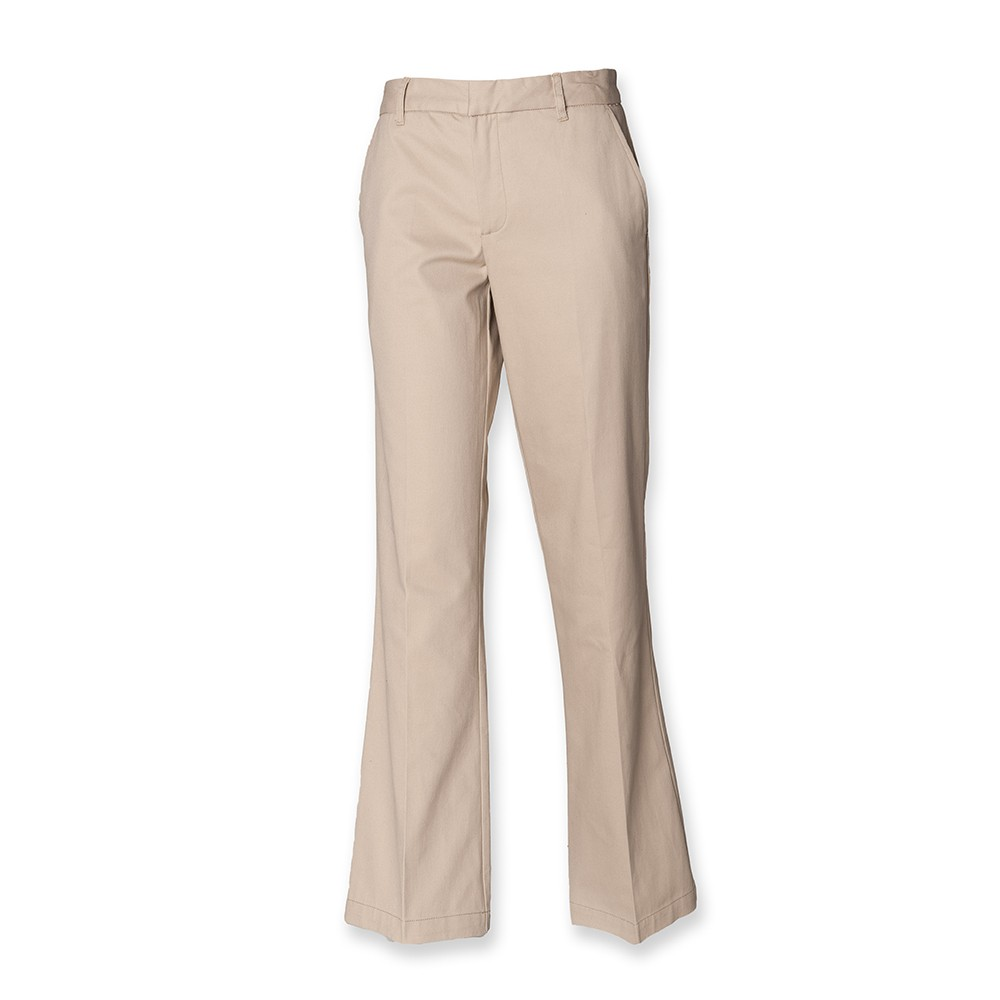 Henbury chino dames broek