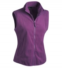 J&N dames fleece vest
