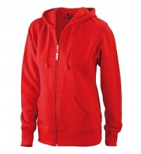 J&N dames hooded