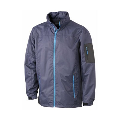 J&N men's Windbreaker