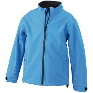 J&N softshell jacket junior