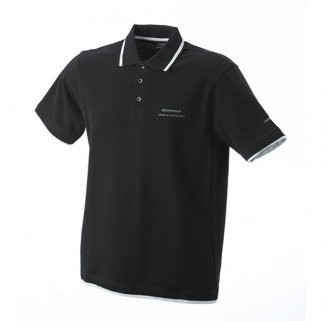 J&N coldblack heren polo