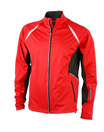 J&N men sport jacket windproof