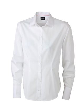 J&N ladies' long sleeved blouse