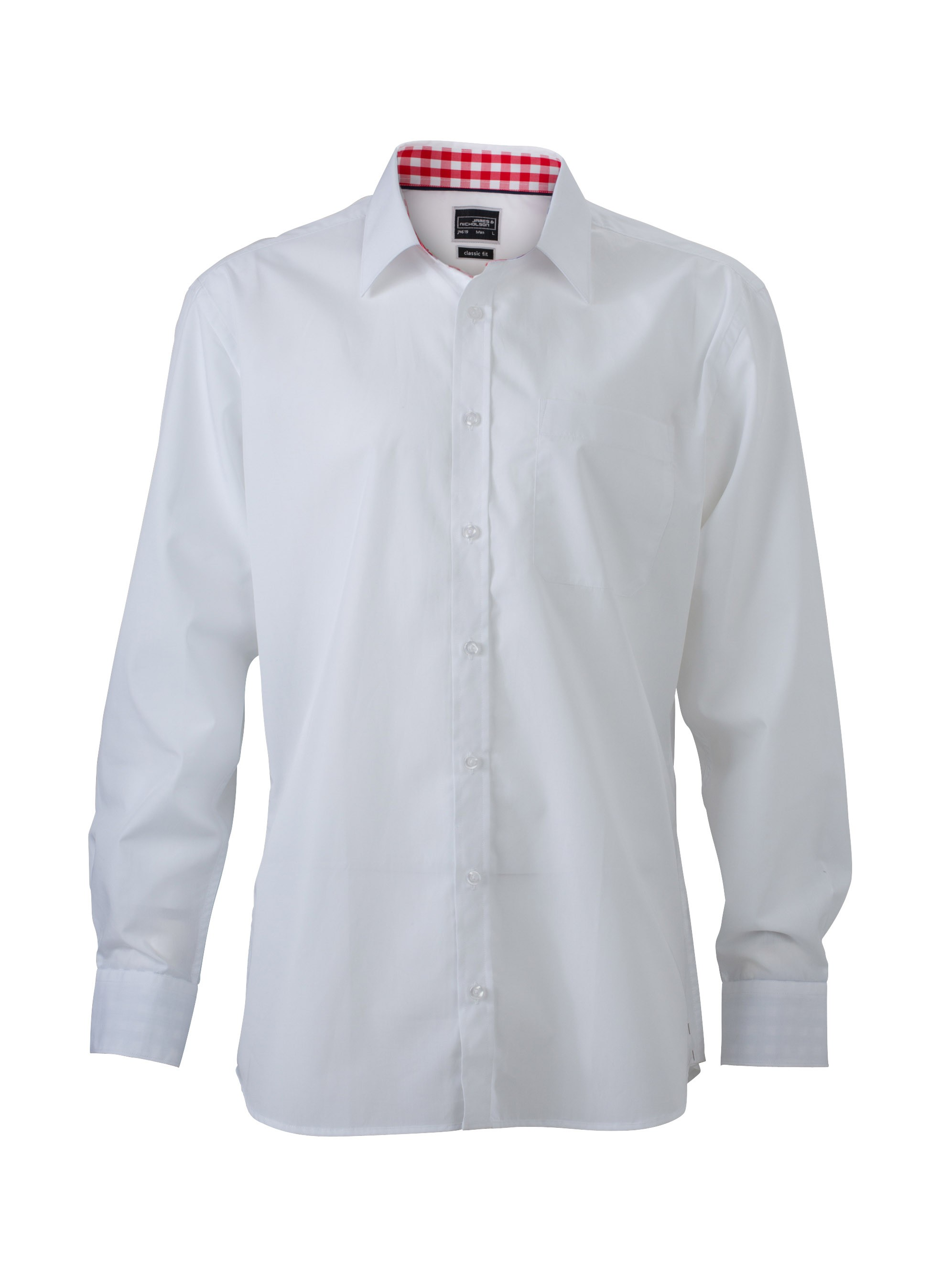 J&N men's plain shirt