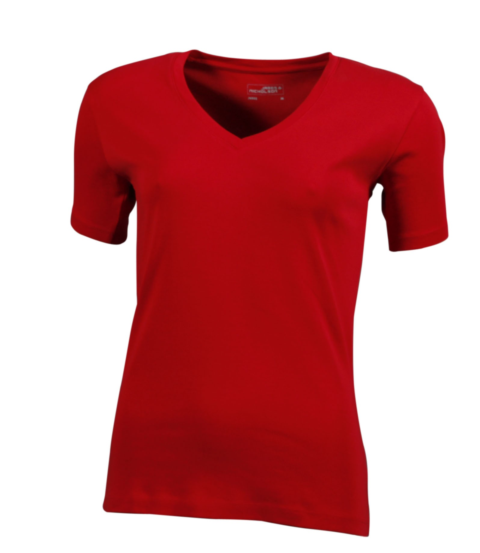 J&N ladies' - T V-neck
