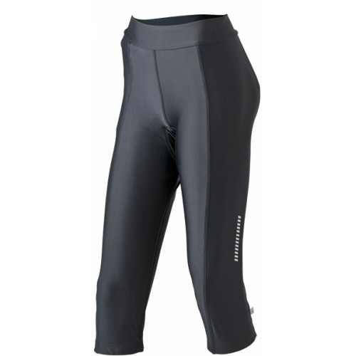 J&N ladies' bike 3/4 tights
