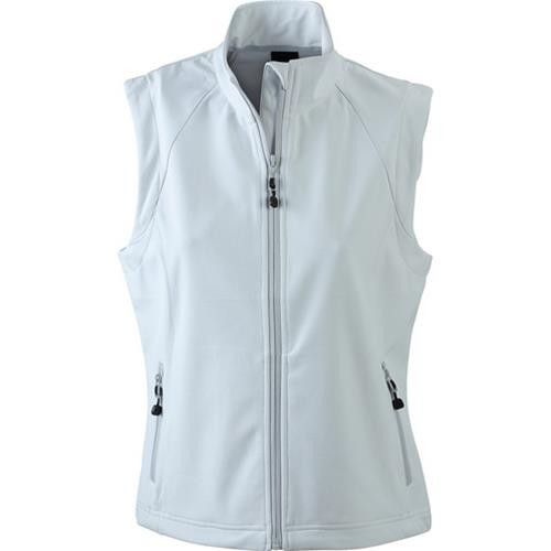 J&N ladies' Softshell Vest