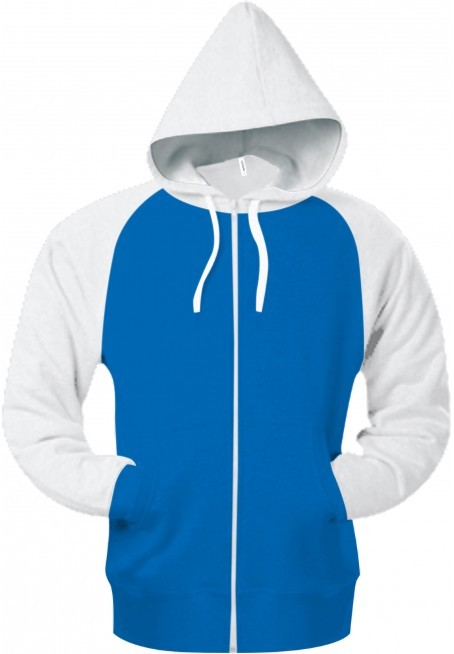 Baseball hooded vest