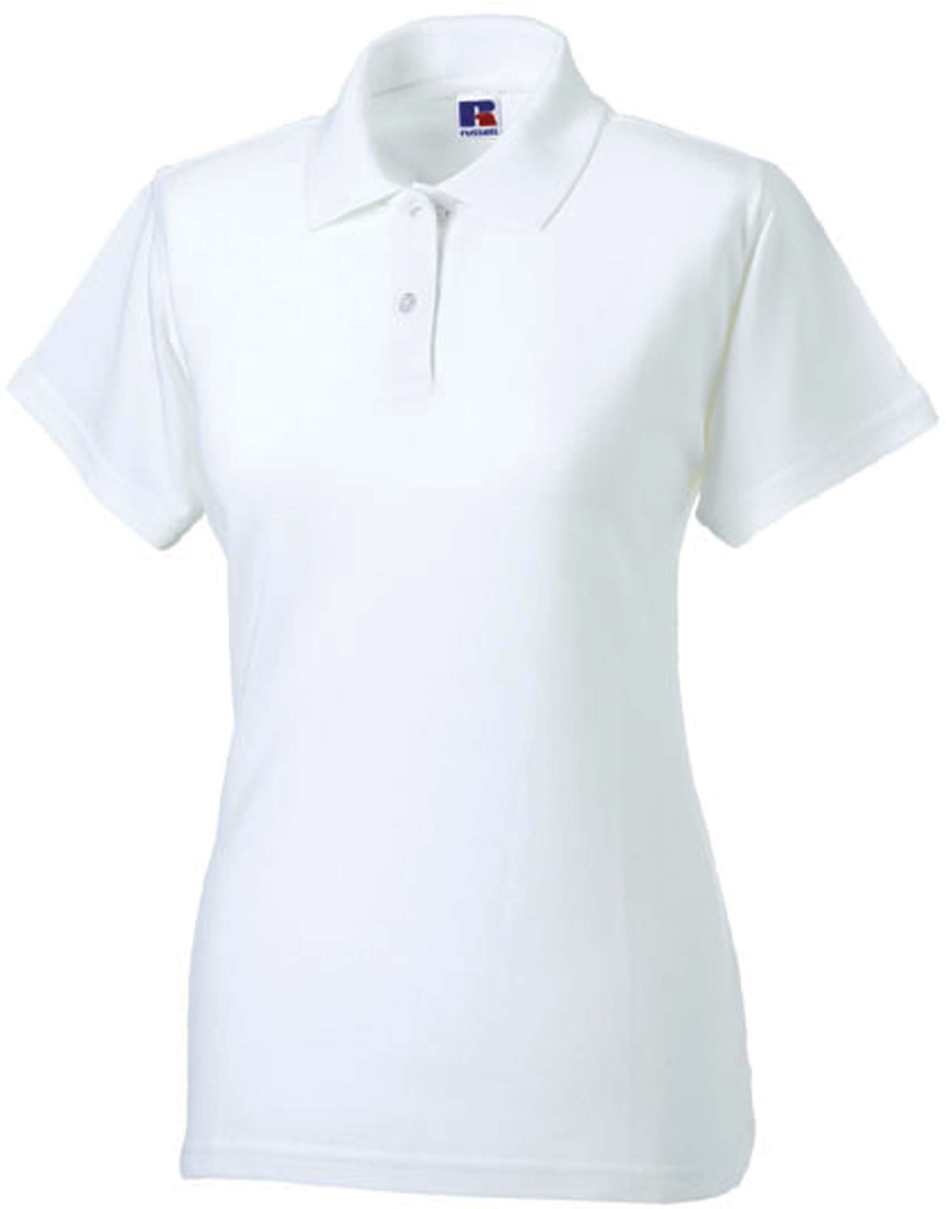 Dames polo regular fit