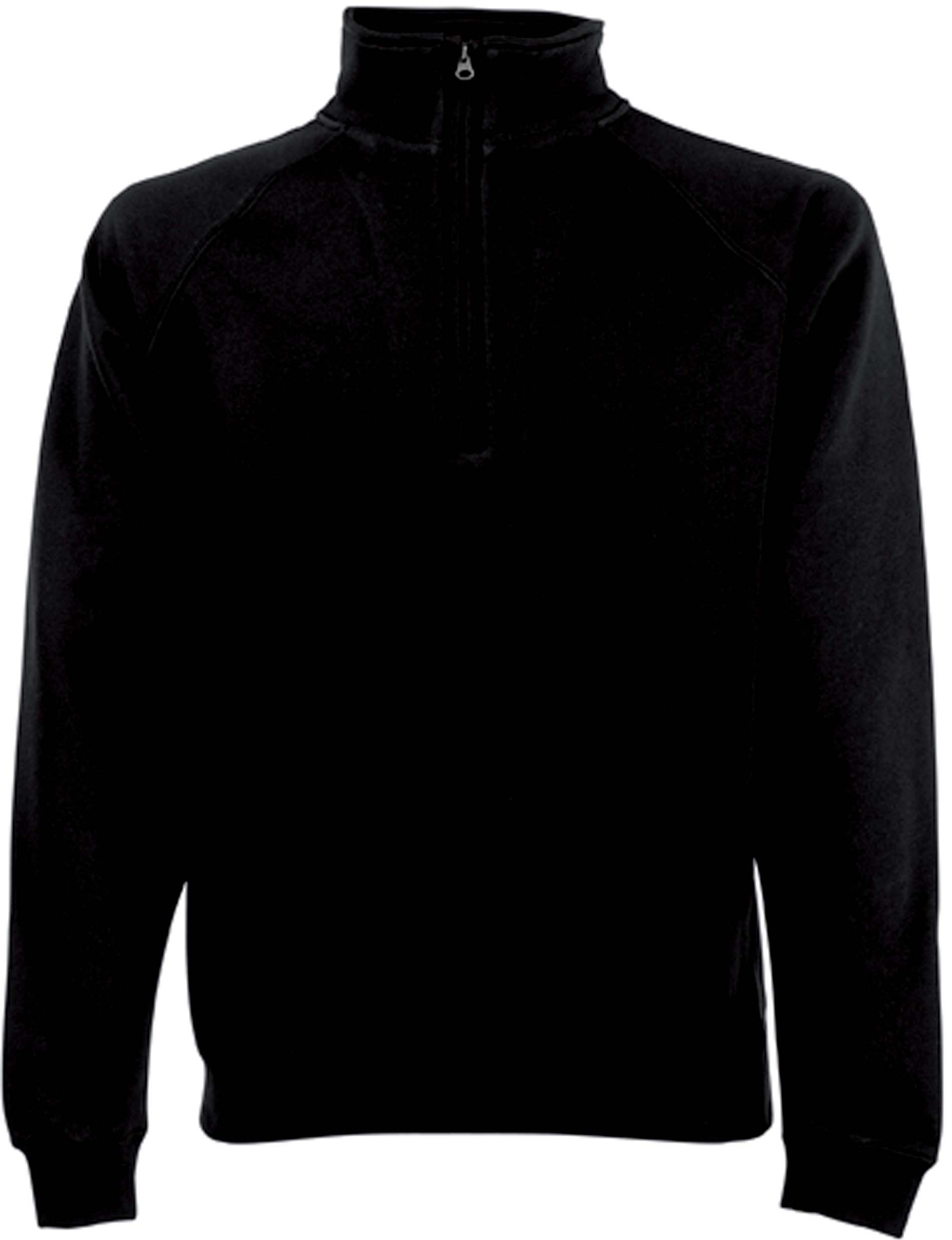 Premium Zip neck sweat