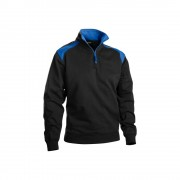 Blaklader sweater half zip