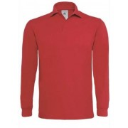 B&C Collection heavy heren polo