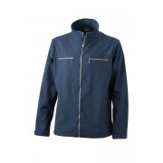 J&N men's Tailored Softshell