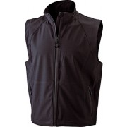 J&N men´s Softshell Vest