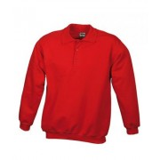 J&N Heavy heren polo