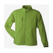 J&N men's Bonded Fleece Jacket