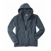J&N Microfleece Hooded Jacket