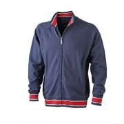 J&N men's baseball jacket