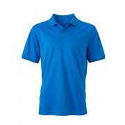 J&N men's active polo
