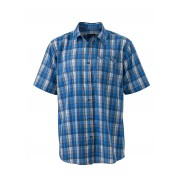 J&N men's uv-protect shirt