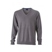 James & Nicholson heren V-hals pullover