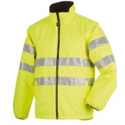 J&N reflectie safety jacket