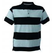 J&N Piqué polo Striped heren