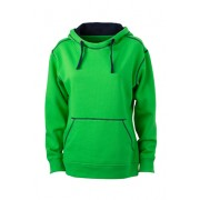 J&N ladies' lifestyle hoody