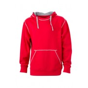 J&N men's lifestyle hoody