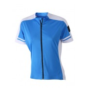 J&N ladies' bike-T full zip