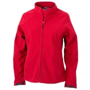 J&N ladies bonded fleece Jacket