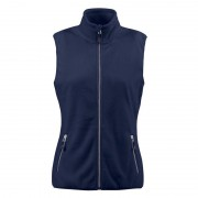 Printer bodywarmer dames