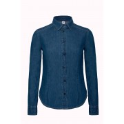 Vision denim women blouse