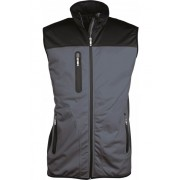 Kariban heren softshell bodywarmer