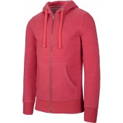 Hooded Sweatvest Heren