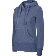 Dames Hooden Sweater