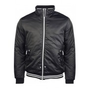 Kariban heren padded blouson jacket