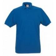Fruit of the Loom Heavy heren polo