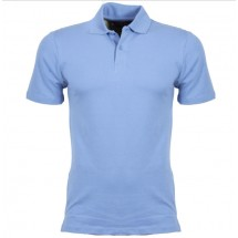 Henbury stretch piqué heren polo